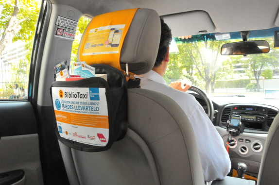 Bibliotaxi Chile