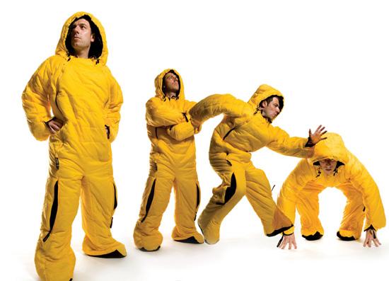 selkbag amarillo